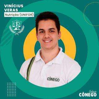 O sucesso dos nossos alunos é nosso maior orgulho! Parabéns, Vinícius! ?? .?? .?? .?? #ColegioConego #Conego #Colegio #ConegoFortaleza #ColegioEmFortaleza #Educaçao #Estudos #Estudar #Aprendizagem #Aprendizado
