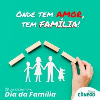 A família é a raiz de quem somos, representa o amor que recebemos e a alegria do que vivemos .?? .?? .?? #ColegioConego #Conego #Colegio #ConegoFortaleza #ColegioEmFortaleza #Educaçao #Estudos #Estudar #Aprendizagem #Aprendizado